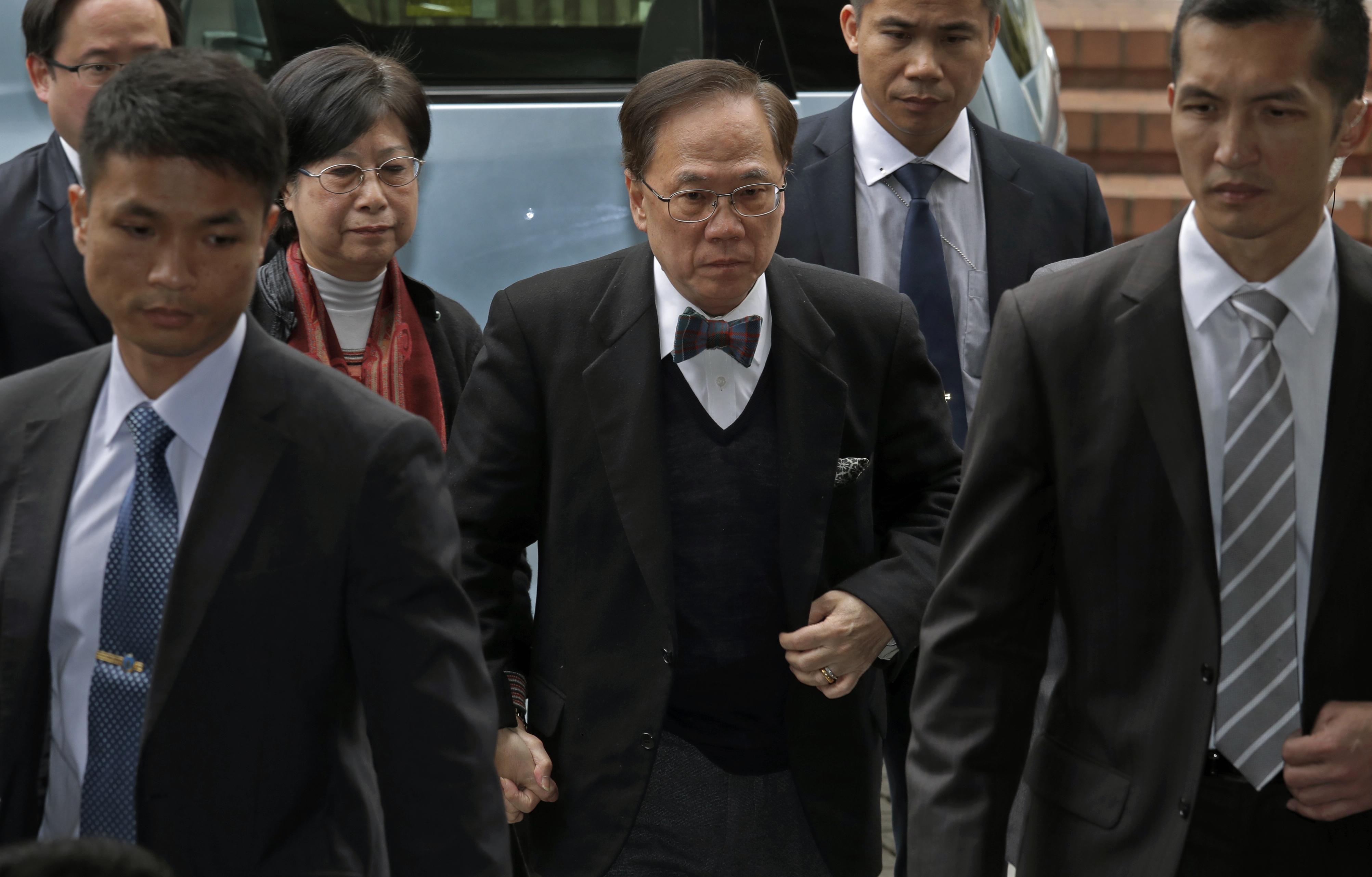 Donald Tsang, Selina Tsang