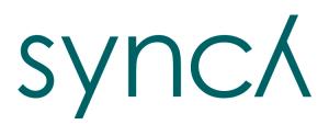 Synch logo