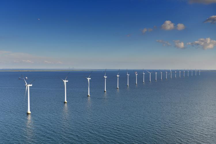 Øresund Offshore Windturbines